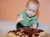 Teo - Tort 8 luni