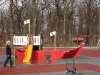 Teo prin Parcul Tineretului